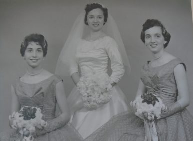 JOANN SCHWAB HARPSTER,, DONNA AND NANCY