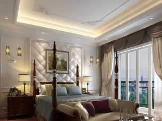 Classic Style Bedroom Decoration Ideas .jpg