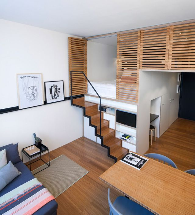 Creative Solutions for Small Apartments