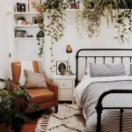 Channelize The Bohemian Decor In The Bedroom 187