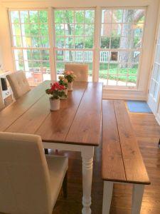 Enhance Dinning Room With Farmhouse Table 81