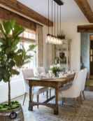 Enhance Dinning Room With Farmhouse Table 132