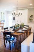 Enhance Dinning Room With Farmhouse Table 135