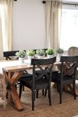Enhance Dinning Room With Farmhouse Table 184