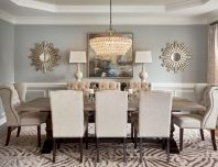 Enhance Dinning Room With Farmhouse Table 28