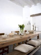 Enhance Dinning Room With Farmhouse Table 40