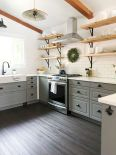 Wood Kitchen Cabinets An Investment to Awesome Kitchen 89
