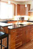 Wood Kitchen Cabinets An Investment to Awesome Kitchen 96