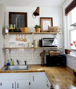 Small Kitchen Plan and Design for Small Room 107