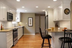 Small Kitchen Plan and Design for Small Room 55