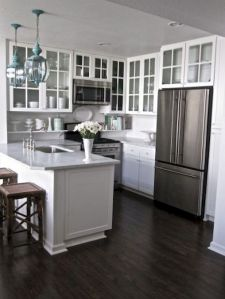 Small Kitchen Plan and Design for Small Room 99