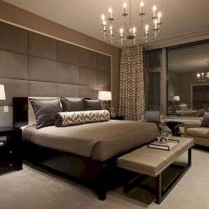Bedroom Decoration ideas for Romantic Moment 157