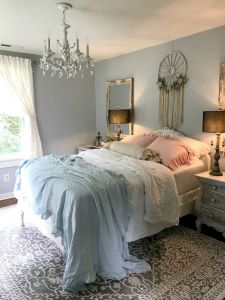 Bedroom Decoration ideas for Romantic Moment 158