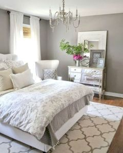 Bedroom Decoration ideas for Romantic Moment 41