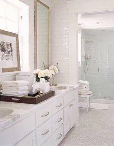Extraordinary White Bathroom Ideas 56