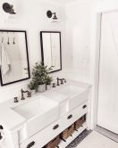 Extraordinary White Bathroom Ideas 84