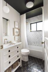 Extraordinary White Bathroom Ideas 122