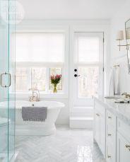 Extraordinary White Bathroom Ideas 144