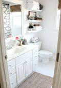 Extraordinary White Bathroom Ideas 157