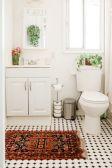 Extraordinary White Bathroom Ideas 171