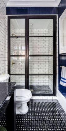 Extraordinary White Bathroom Ideas 15