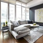 Modern Living Room Ideas With Grey Coloring 97