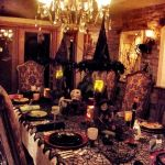 Amazing Spooky Halloween Decorations For One Ghostly Atmosphere 76