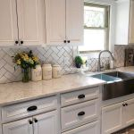 Makeover Your Kitchen Cabinets for More Storage And More Floor Space 48