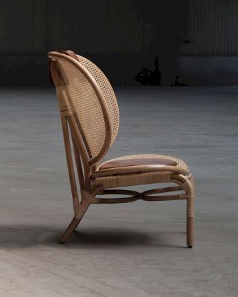 100++ Rattan Furniture to Make Your Classy Room 104