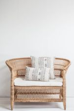 100++ Rattan Furniture to Make Your Classy Room 127