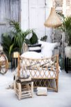 100++ Rattan Furniture to Make Your Classy Room 141
