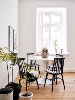 Round Dining Room Tables Decoration Ideas 88