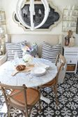 Round Dining Room Tables Decoration Ideas 141