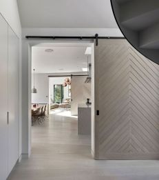 Creative Sliding Door For Any Homeowners 11