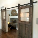 Creative Sliding Door For Any Homeowners 41