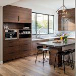 Stunning Small Island Kitchen Table Ideas 46