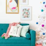 Excellent Christmas Craft Ideas for Your Living Room 85