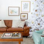 Excellent Christmas Craft Ideas for Your Living Room 159