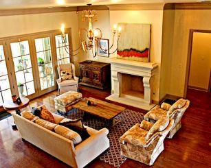 Minimalist Living Room Decor For Apartment 1
