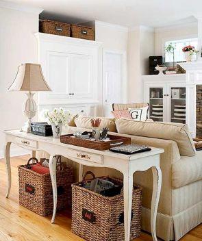Minimalist Living Room Decor For Apartment 10