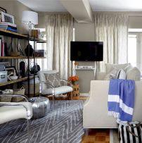 Minimalist Living Room Decor For Apartment 15