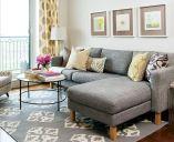 Minimalist Living Room Decor For Apartment 44
