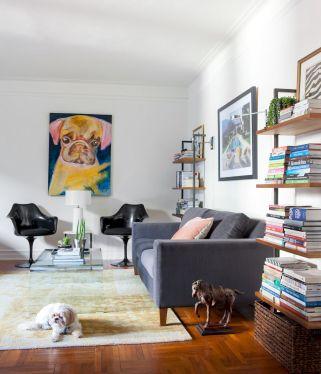Minimalist Living Room Decor For Apartment 45