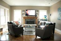 Minimalist Living Room Decor For Apartment 46