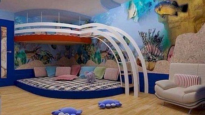Ways To Embellish Your Kids Bedroom 55