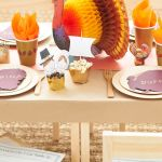 Thanksgiving Tabletop Crafts to Enhance Your Party 24