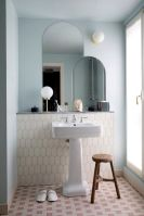 Astonishing Stylish Color Scheme For Your Bathroom