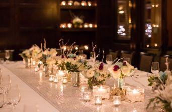 Astounding Beautiful Winter Wedding Decoration Ideas