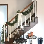 Brilliant Christmas Garland Decorating Ideas 222