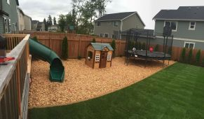Brilliant Playhouse Plan Into Your Existing Backyard Space